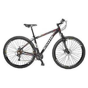 Bicicleta Snow Mtb Aro 29 21M Suspensao Dianteira - 429.11 -
