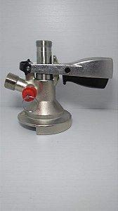 Válvula extratora tipo A com alívio