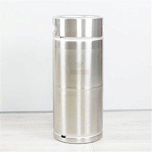 Barril de inox Slim 20,4L