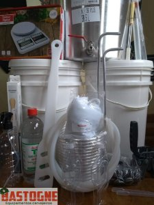 Kit de produção de cerveja 20L