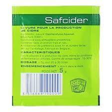 Fermento SafCider 5g