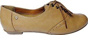 Sapato oxford Dallas Nude Le Bianco- 575
