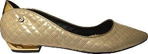Sapatilha Lady Gold Le Bianco - 584