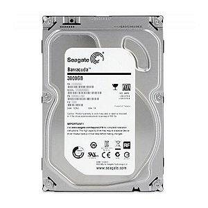 HD 3 TERA SEAGATE  7200 RPM  SATA  64 MB