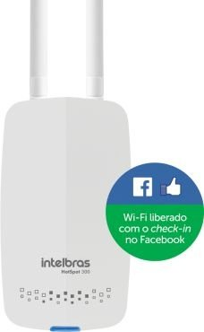 ROTEADOR INTEL BRASS HOTSPOT300 WIRELESS