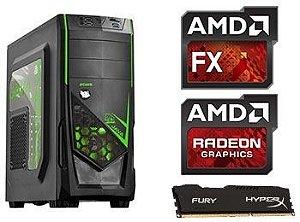 COMPUTADOR UNYGAMER CEEFI CSGO AMD FX 6300 / R7 360 / 1TB / 8GB