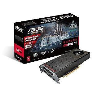 PLACA DE VÍDEO RX 480 8GB DDR5 ASUS RX480-8G90YV090Z0-U0NA00
