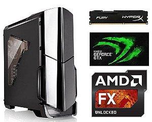 COMPUTADOR UNYGAMER WEEPER AMD FX 4300 / 8 GB DDR 3 1600  / GTX 950 2GB / N21 THERMALTAKE