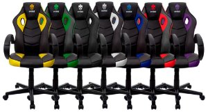 CADEIRA GAMER EVOLUT EG901 HUNTER VARIAS CORES