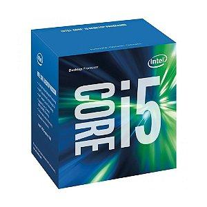 PROCESSADOR INTEL CORE I5-6600 CACHE 6MB 3,3GHZ (3,9GHZ MAX TURBO) LGA 1151 BX80662I56600