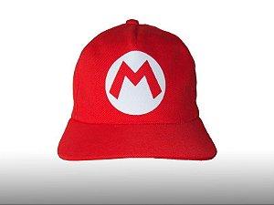Boné Mario Super Mario Bros