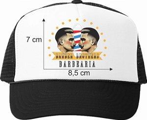 boné barbearia brothers