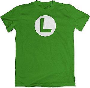 Camiseta Luigi