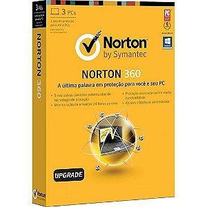Norton 360 7.0 Upgrade 3 Usuários