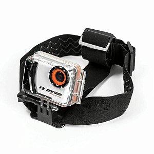 """Câmera Digital Esportiva Mormaii PRO CAM 5MP - LCD 2"""" - À Prova D'Água com Caixa Estanque"""