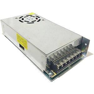 Fonte Chaveada CFTV 12V 20A 250 Watts Bivolt 110V 220V