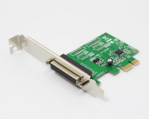 Placa Paralela PCI Express Db 25