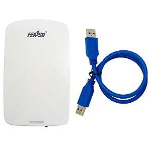 """Case Gaveta Externa Hd 2.5"""" Sata HD SSD USB 3.0"""