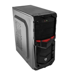 Gabinete C3 Tech Gamer MT-G50 BK