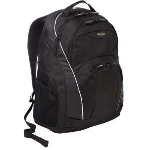 "Mochila Motor Backpack para Notebook 16"" TSB194US Preto - Targus"