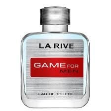 Game for Man Perfume Masculino Eau de Toilette La Rive