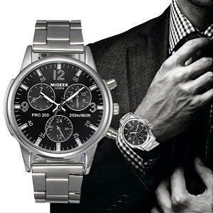 Relógio Masculino de Luxo Migger