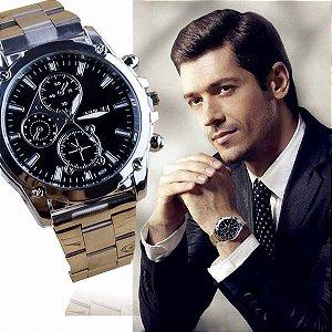 Relógio Masculino de Luxo FHD