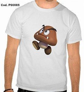 Camiseta Goomba