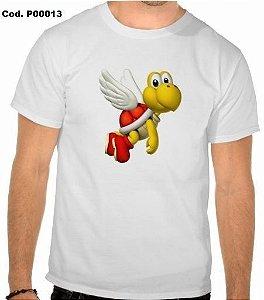 Camiseta Koopa Paratroopa