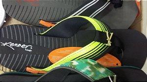 Sandalias Chinelos Kenner Nike kit com 10 pçs