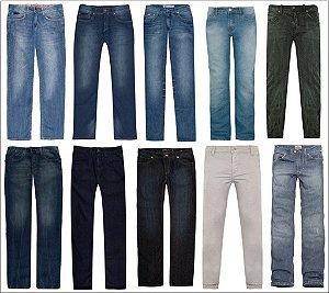 Calca jeans multimarcas masculinas