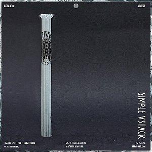 Piteira de Vidro Vac-Stack Strabe Inc. 6mm