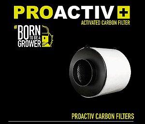 Filtro de Carvão Garden HighPro PROACTIV 100MM/250M3/H