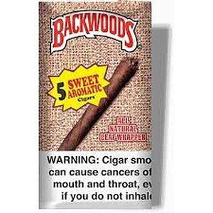 Backwoods Sweet Aromatic 5 Cigars