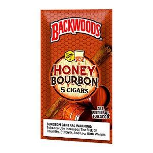 Backwoods Honey Bourbon 5 Cigars