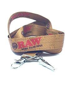 Chaveiro Cordão Raw