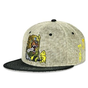AARON BROOKS BEAR BEE SNAPBACK