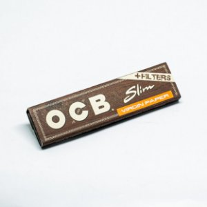 Seda OCB Brown Slim + Tips