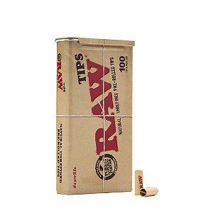 Lata Piteira Raw Prerolled - C/100piteiras