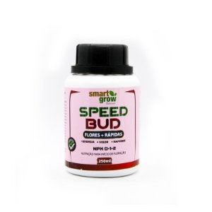 Smart Grow Nutrients Speed Bud 250ML