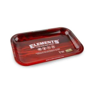 Tray Elements Red