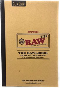 The Rawlbook RAW