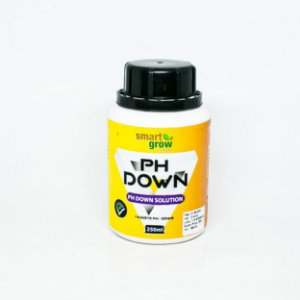 Smart Grow Nutrients PH DOWN 250ml
