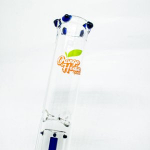 Bong Big Percolator Orange House Brasil