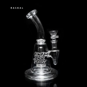 Bong Hard Glass Raskal