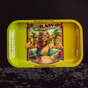 Tray Raw Brazillian Girl 2