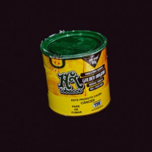 Lata Tabaco Hi Tobacco Golden Virginia 70g