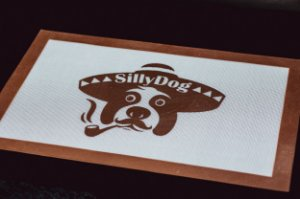 Slick Pad Silly Dog 40x25