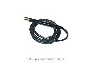 Transdutor Tm 454 Para Doppler Vascular Dv 610b Med Mega