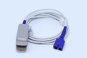 Cabo Sensor de Oximetria SP02 NELLCOR OXIMAX DB9